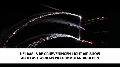 Scheveningen Light Air Show