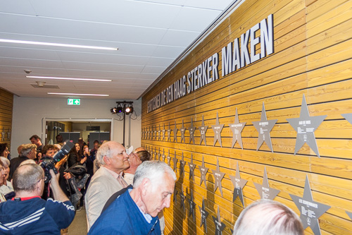 Wall of Fame van Haagse sporticonen
