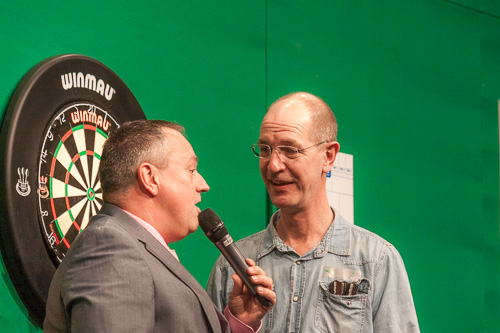 The Hague Disability Darts Invitational